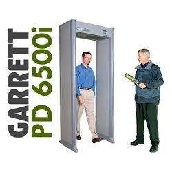 Arco Detector de Metales Garrett 6500i